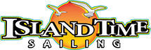 image of Island Time Sailing logo